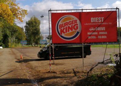 Spandoek Burgerking
