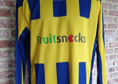 Voetbalshirt Fruitsnacks